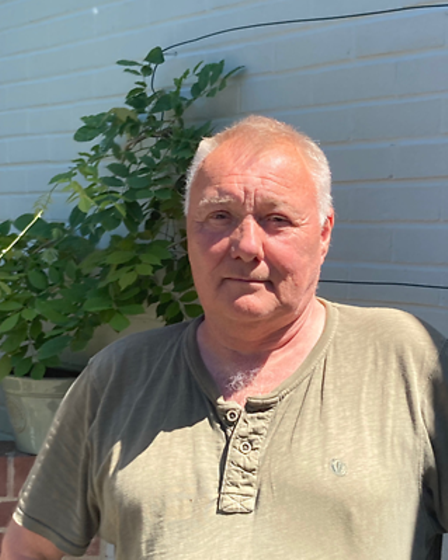 Terry Colthorpe, who owns a buy-to-let in Anchor Street