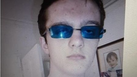 Lawrence Cox from Kesgrave, who is missing