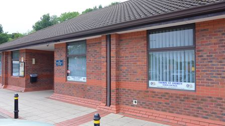 Thorpe town council is looking to move into the Fitzmaurice Pavilion from its current location at th