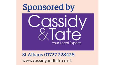Cassidy & Tate have offices in St Albans, Marshalswick and Wheathampstead.
