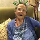 Gladys Carter is 100 on June 17 2021.