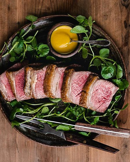 Farmison's limited edition heritage breed sirloin has been dry age-matured for 45 days