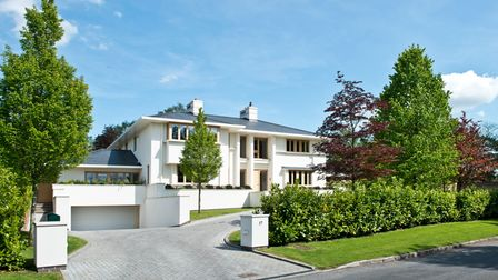17 Oakfield Road sold in September 2020 for £3,596,890, making it Harpenden's fourth most expensive saleof lastyear.