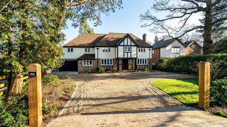 28 Roundwood Park, Harpenden, sold for £2.41m.