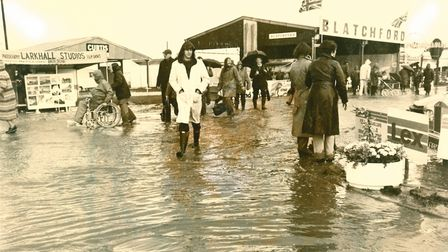 muddy Royal Bath & West Show in Shepton Mallet (1979)