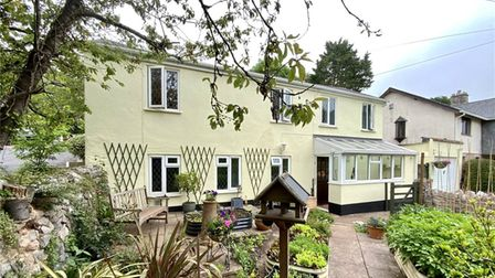Myrtle Cottage is on the market with Winkworth Torbay