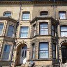 The eight-bedroom terraced house at 135 London Road South in Lowestoft is set to be auctioned off.