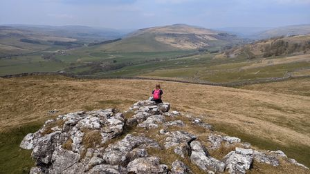 View from Conistone Pie