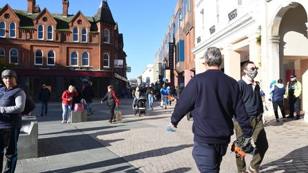 Ipswich has the lowest Covid-19 rate in England, according to new figures