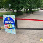 Harpenden retailers are unhappy about road closures in the town centre.