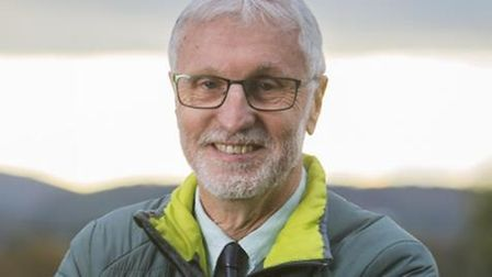 Phil Neve will be the Green Party's candidate.