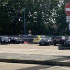 Part of Newbury Park station cordoned off after Eastern Avenue assault