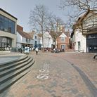 One of the incidents took place in St Stephen's Lane, Ipswich Picture: GOOGLE MAPS