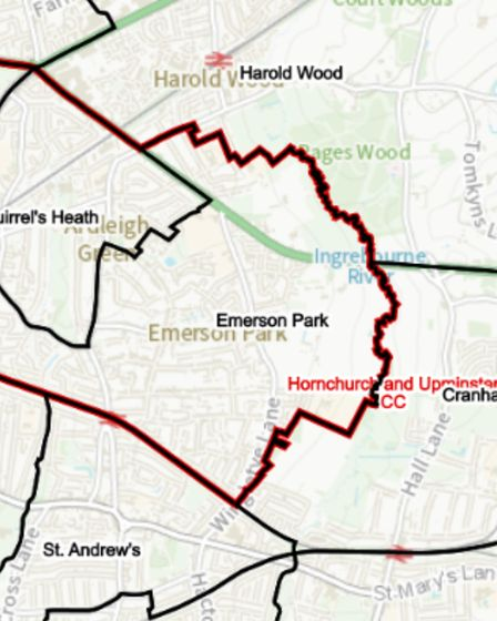 Petition launches to keep Emerson Park ward with Hornchurch