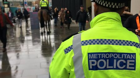 Met Police have charged a Harpenden man in connection with the pursuit of a journalist.