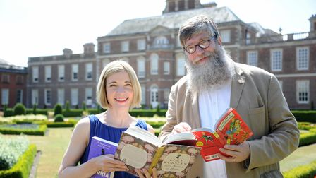 TV presenter and historian Lucy Worsley will return to the Wimpole History Festival. Picture: Phil M