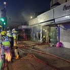 No injuries after Ilford Lane fire breaks out