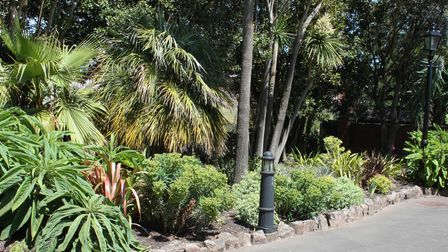 Connaught Gardens is full of 'tropical bowers and Devon flowers'
