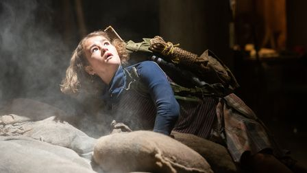 Regan (Millicent Simmonds) braves the unknown in A Quiet Place Part II.