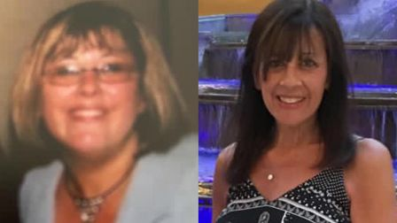 Lisa Meyer from Romford lost 4.5 stone with Weight Watchers