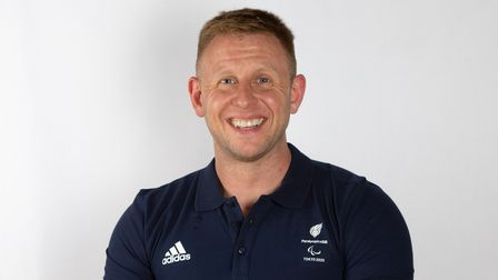 Southampton-born Aaron Phipps is a part of ParalympicsGB's wheelchair rugby squad