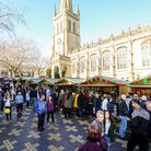Wakefield Cathedral and makers markets will be part of The Festival of the Earth