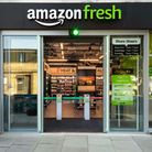 Amazon Fresh has opened in the former Evans Cycles site in Chalk Farm