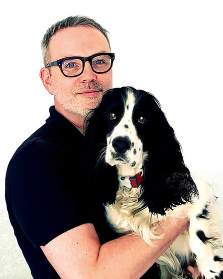 Children's Short Story Competition judge and bestselling author Rob Biddulph