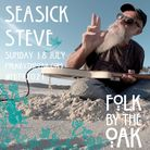Seasick Steve will be appearing at this summer's Folk by the Oak festival in Hatfield Park.