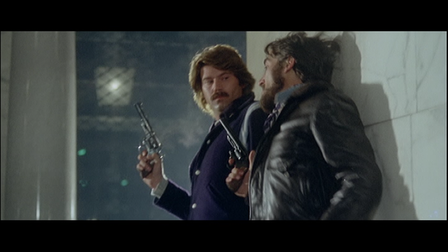 A scene from Colt .38 Special Squad