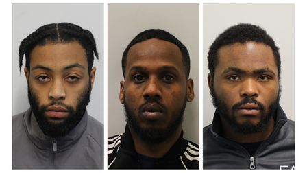 (L_R)Rajae Heslop, Saharded Hassan and Irwin Constable guilty of murdering Leon Maxwell