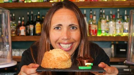 Naomi Rose, owner of Elise May's brownies in St Neots has launched a Father's Day competition.