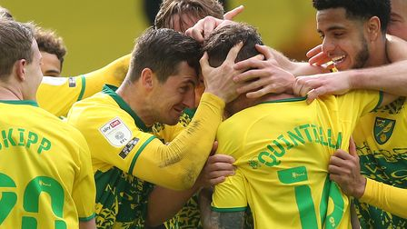 XaviQuintilla could be on the move again after a season long loan at Norwich City