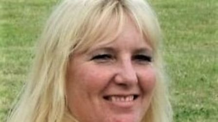 Tina Page, from Sprowston, who has died.