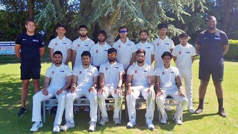 NewVIc cricket team wins The AoC T20 Regional Cricket Championships