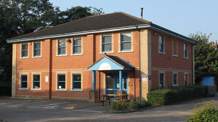 Develop's base on Barton Way, Norwich, which offers BTEC, City and Guilds and T Level courses for mo