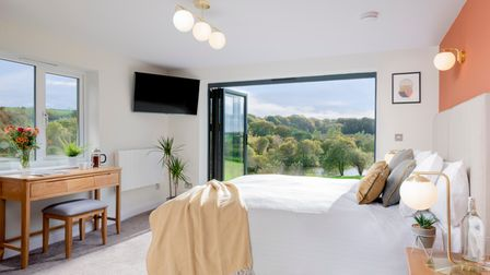 Lodge holiday home for sale at Clawford Lakes Resort and Spa in Devon