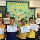 An airquality education workshop at St Pancras Primary School by Ipswich Borough Council