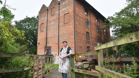 Letheringsett Water Mill is one of only a handful of watermelons left in the UK still running and mi