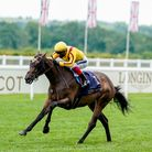 Campanelle ridden by Frankie Dettori wins the Queen Mary Stakes during day five of Royal Ascot in 2020