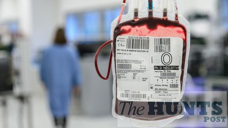St Neots Town Football Club is encouraging people to donate blood.