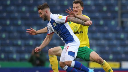 Norwich City are among a clutch of Premier League clubs tipped with a move for Blackburn's Adam Armstrong