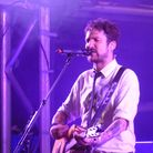 Frank Turner on the main stage at Folk by the Oak 2019 at Hatfield Park
