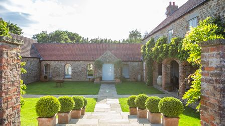 Maidensworth Farm in the Hambleton Hills is a proper English country retreat