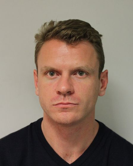 """Paul Ritchie, 35, who has been jailed for sending MPs a string of """"vile"""" emails including death threats"""