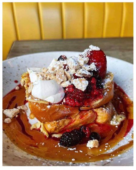 Federal french toast
