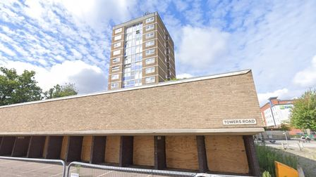 The Towers in Southgate, Stevenage