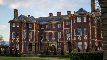 National Trust Ham House in Richmond featured in Kate Winslet film A Little Chaosand Kiera Knightly film Never Let Me Go