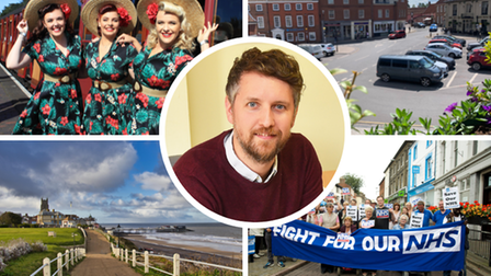 The North Norfolk News has stood by the people of this beautiful
