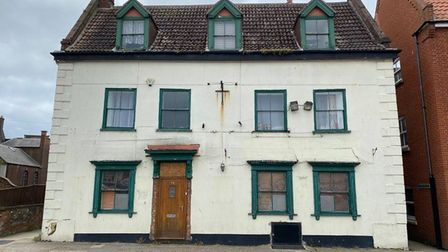 The former O'Grady's pub - also once known as the Oakwood - on Howard St in Great Yarmouth.